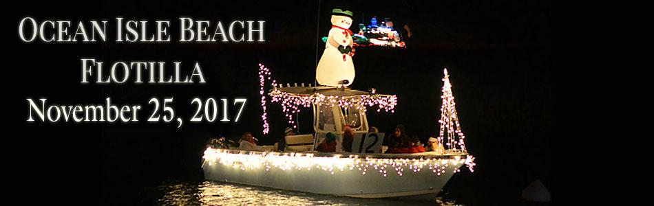 2017 Ocean Isle Beach Flotilla